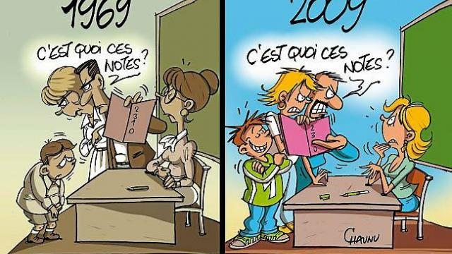 parents enseignant relations probleme